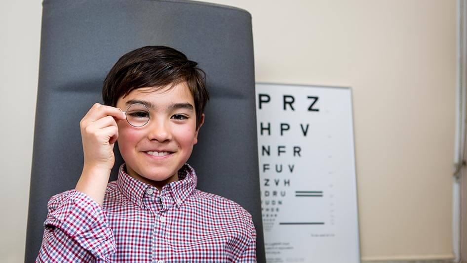 Understanding Children's Vision
